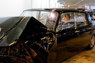 Riga Motor Museum - Breznev's Crashed Rolls | by Mikael Colville-Andersen