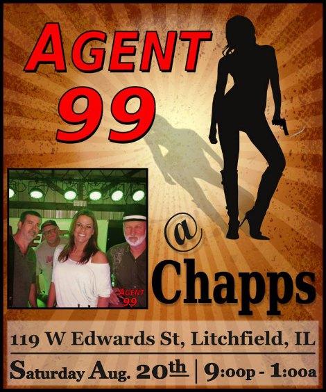 Agent 99 8-20-16