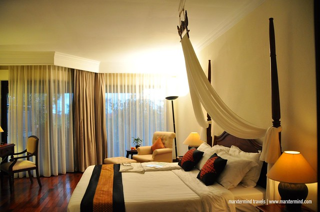 My Premier Deluxe Room at Angkor Palace Resort & Spa