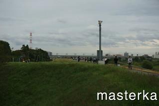 戸田公園でポケモンgo