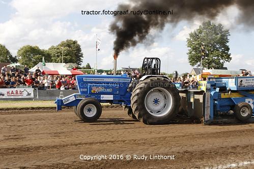 Meerkerk 3400kg Super Sport Top