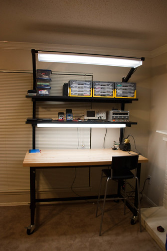 New Workbench Here Are Some Videos Of Getting The Bench