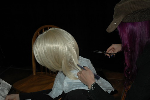 Wig Cutting Clare | by Meagan.Marie