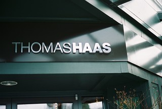 Thomas Haas - Vancouver Cafe | by Ashley E. Moore