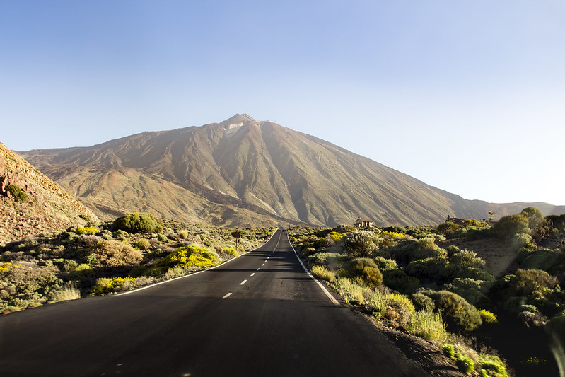Road to Hell - Teide National Park - Tenerife