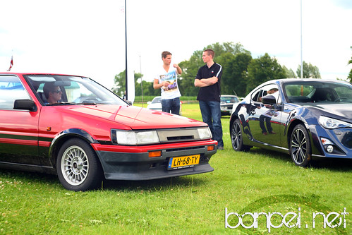 ... : Father and son | ITT: Father and son: Corolla AE86 toge… | Flickr
