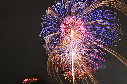 Toride Tone-RIver Fireworks Festival 2016 17