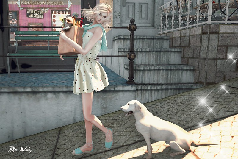 #12_::C'est la vie !:: Kylie dress@Shiny Shabby