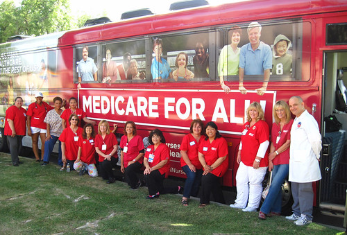 Medicare for All! | by National Nurses United