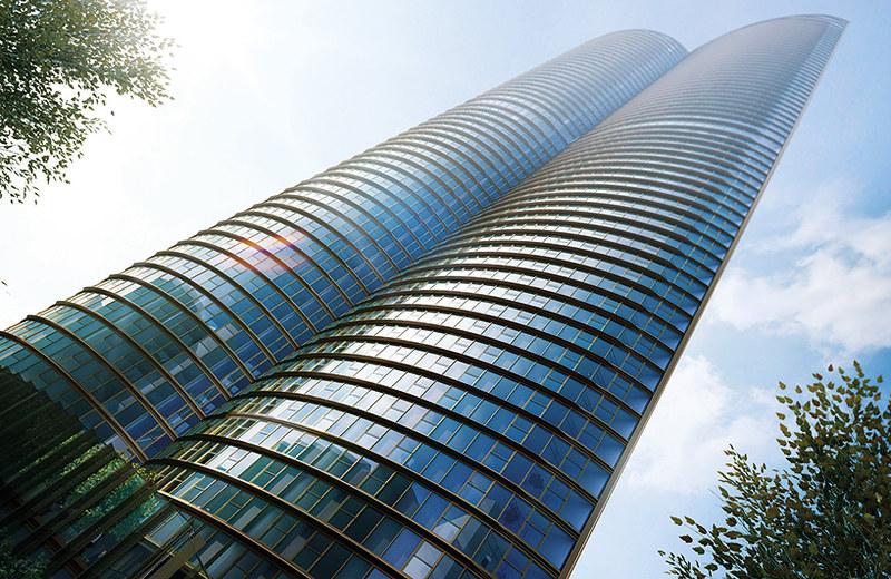 Самая высокая башня Spire London