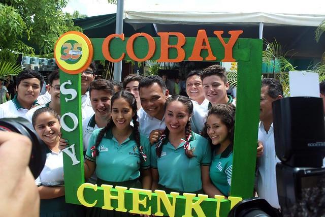 El Cobay Yucatan celebra 35 años