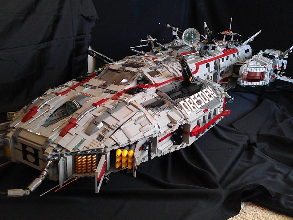 LEGO + Διάστημα! - Σελίδα 2 7682138668_81f390739c_b