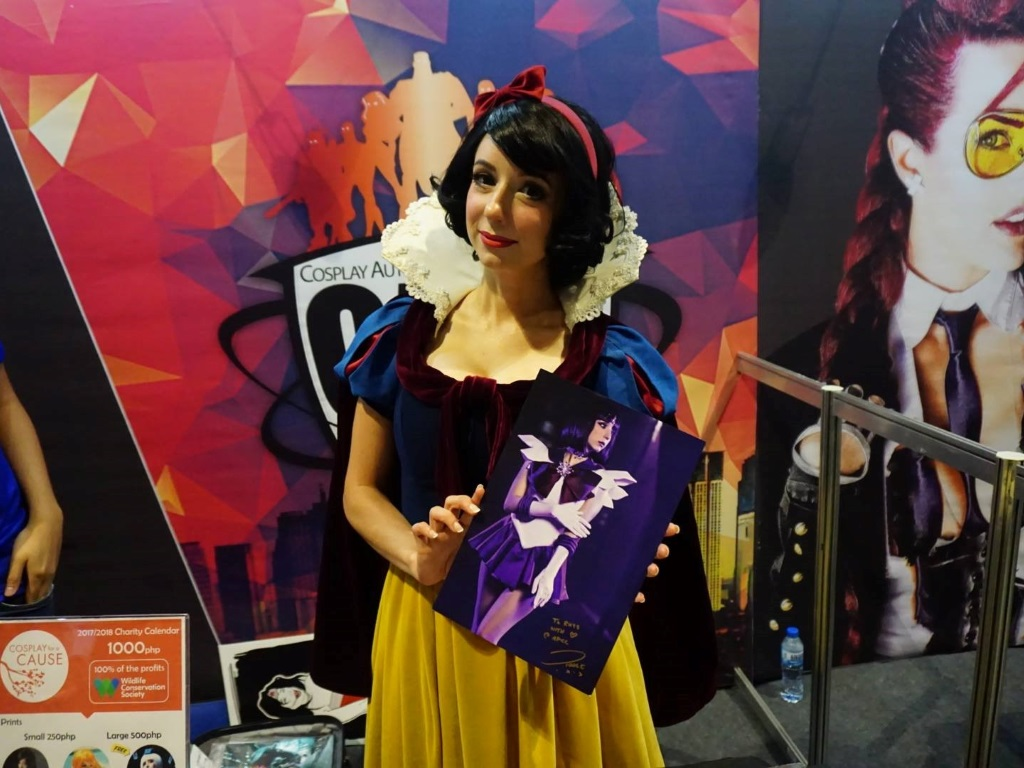 Asia POP Comic Con Manila 2016 Event Report