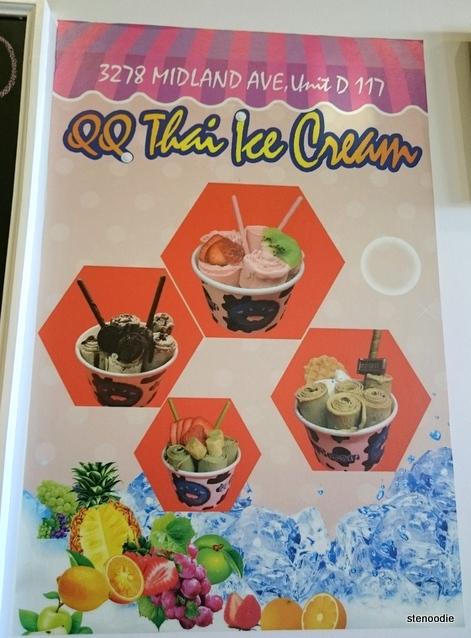 QQ Thai Ice Cream