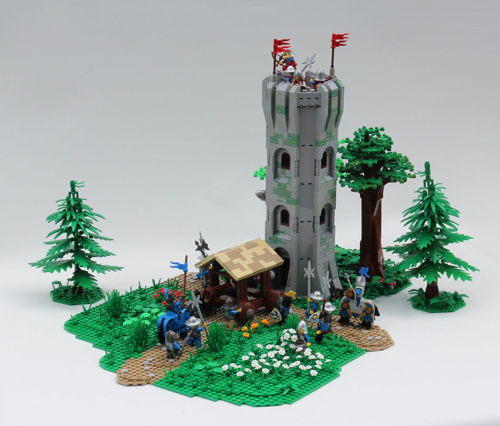 Bedulf Tower