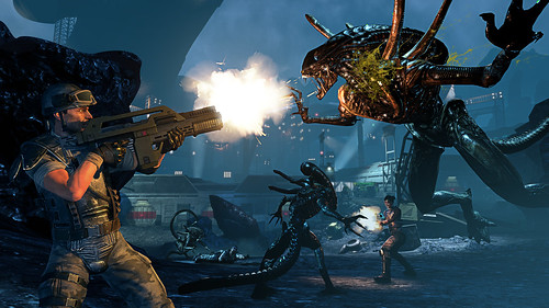 Aliens: Colonial Marines for PS3 | by PlayStation.Blog