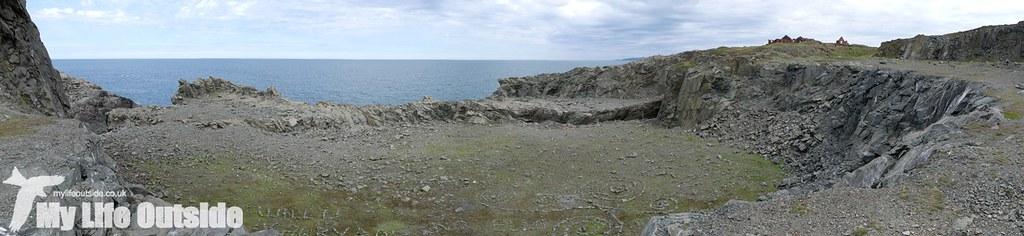 P1040811 - Porthgain Quarry