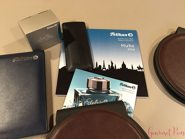 Pelikan Hub 2016 in Amsterdam, The Netherlands 1