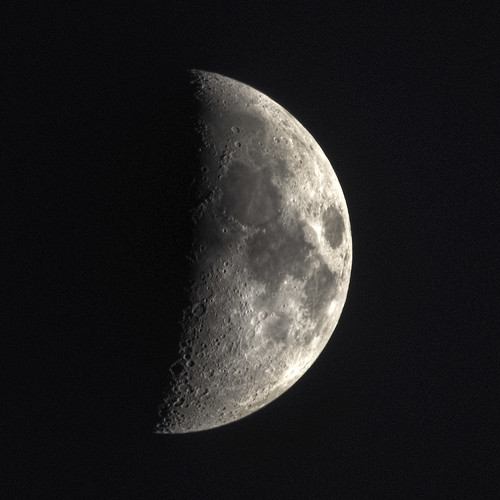 HDR Moon 28 April 2012 | by Grant_R