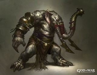 Elephantaur - God of War: Ascension for PS3 | by PlayStation.Blog