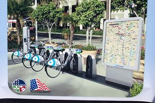 Bike Nation Preview Rendering At CicLAvia | by Gary Rides Bikes
