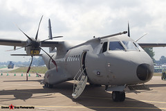 CC-3 - S-086 - Finnish Air Force - CASA C-295M - Fairford RIAT 2013 - Steven Gray - IMG_2516