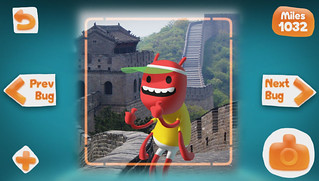 Discovery Apps 3 Travel Bug | by PlayStation Europe