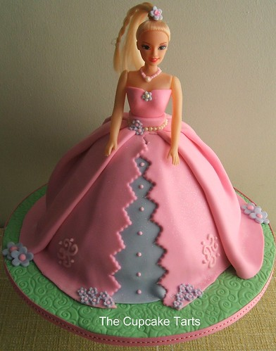 D Barbie Cake Pan
