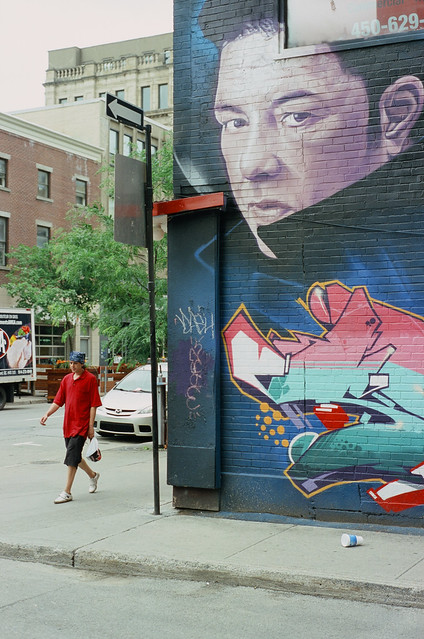 Montreal art