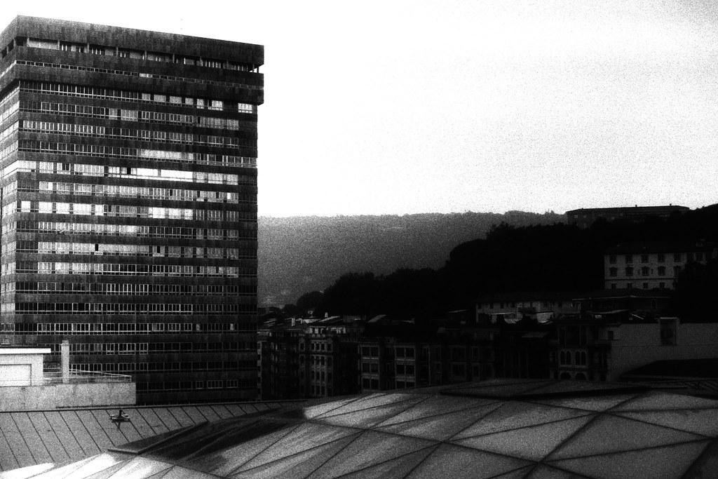 Torre de Atotxa. Donostia.
