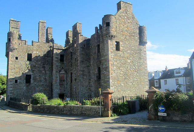 McClellan Castle 1