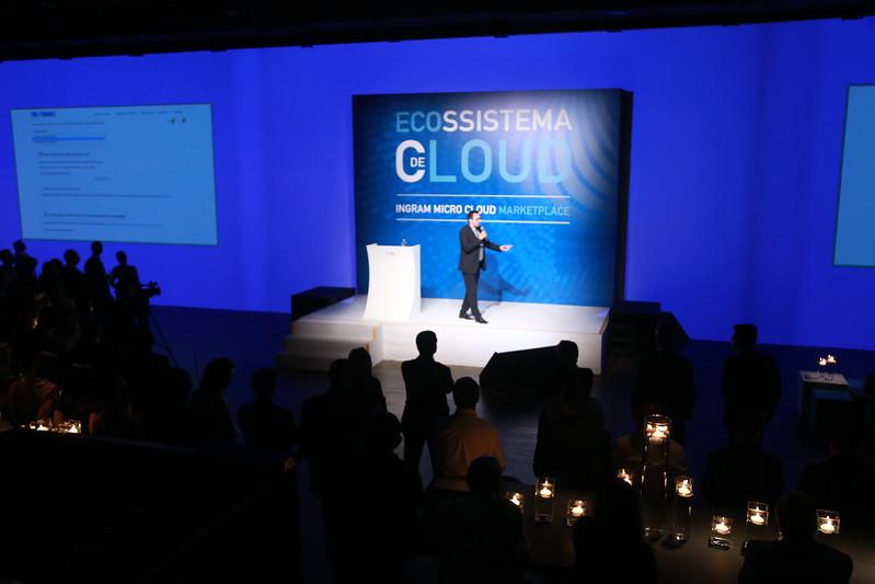 Evento Lançamento MarketPlace Ingram Micro Cloud