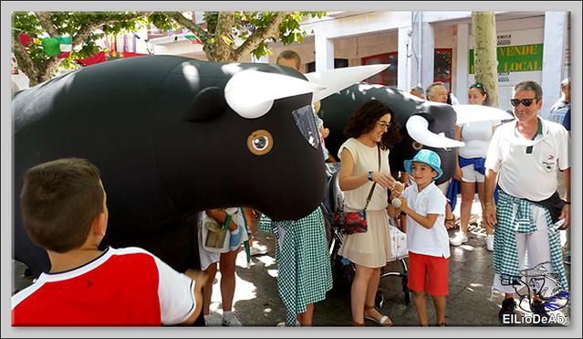 Briviesca en Fiestas 2016 Chocolatada, encierro infantil y verbena (6)