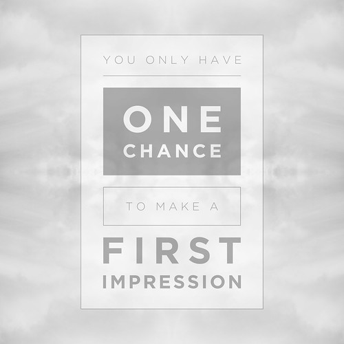 First Impressions | by YellowNoodles