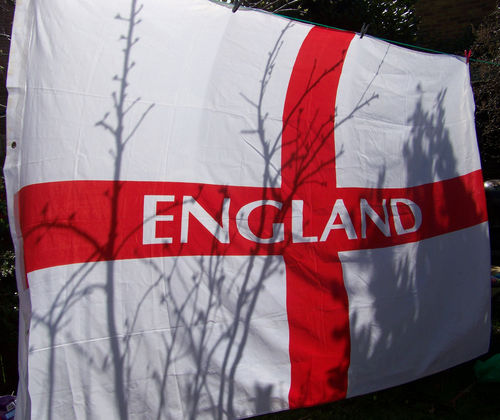 flag of england | by vexy13