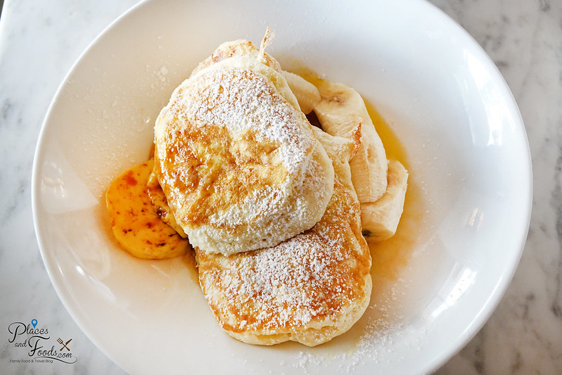 bills sydney cafe ricotta hotcakes