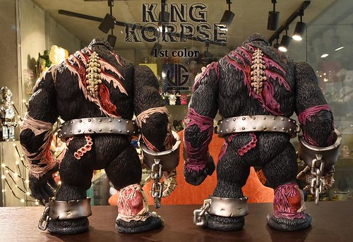 King Korpse Back