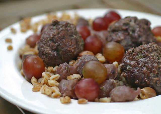 Samulson Meatballs