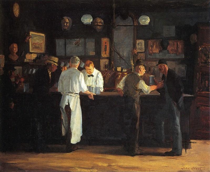 McSorley's_Bar_1912_John_Sloan