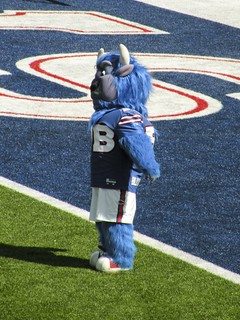 Billy Buffalo, Buffalo Bills Mascot | by MattBritt00