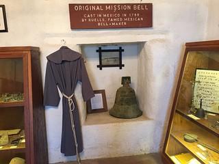 Museum, Mission Nuestra Senora de Soledad, Soledad California, July 2016