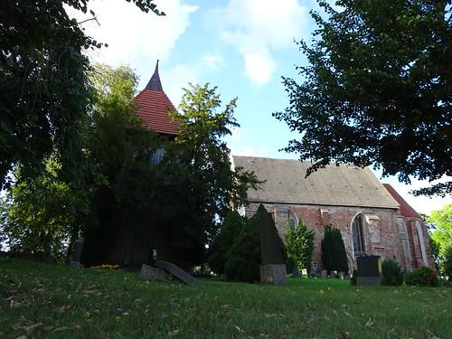 Bentwisch church