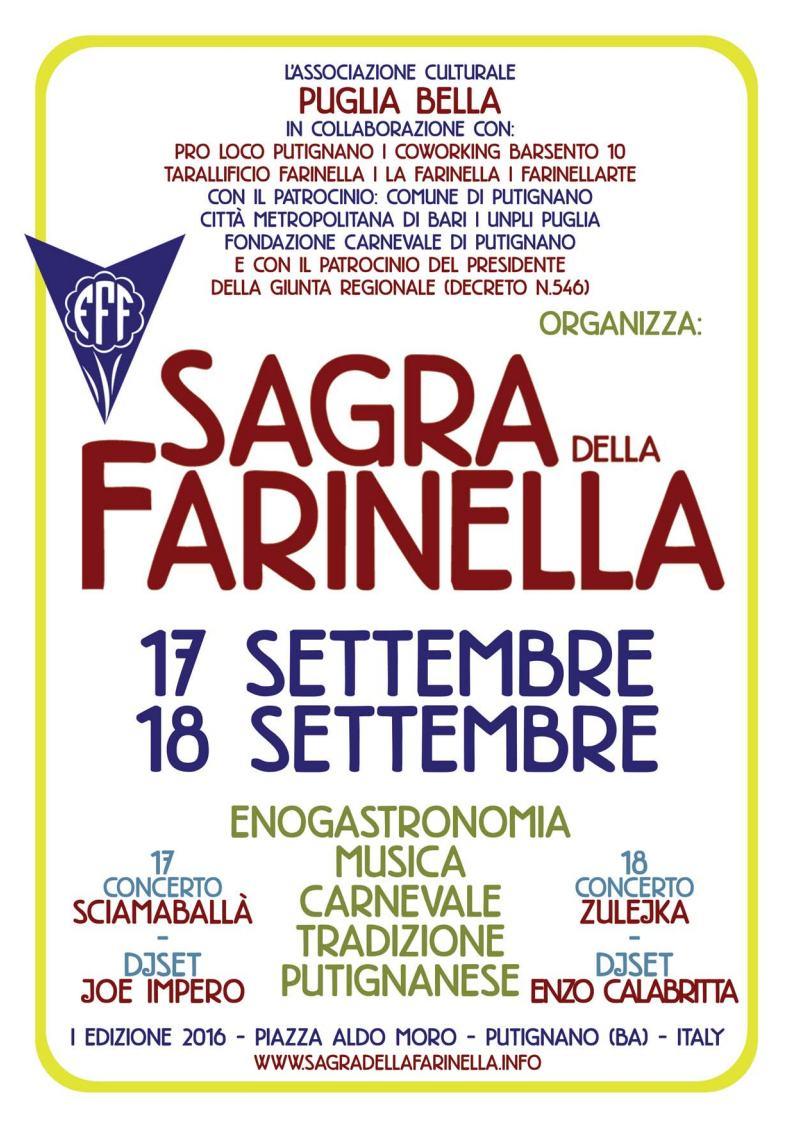Sagra della Farinella_17-18 settembre_Putignano_Puglia Bella_Page1