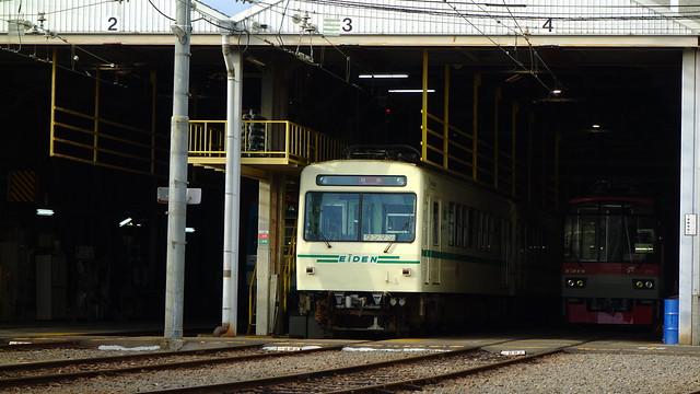 2016/09 叡山電車721&722号車