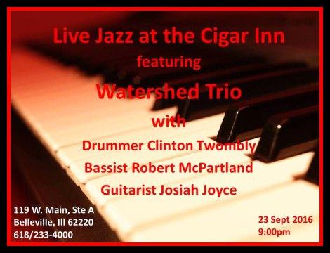 Cigar Inn 9-23-16