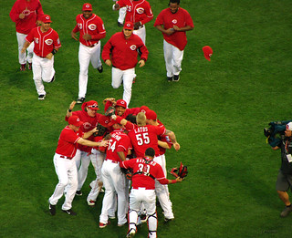 Happy Reds! National League Central Division Champs 2012! | by jbillings06
