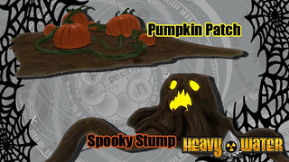 HeavyWater_Stump&PumpkinPatch_684x384_20121010 | by PlayStation.Blog