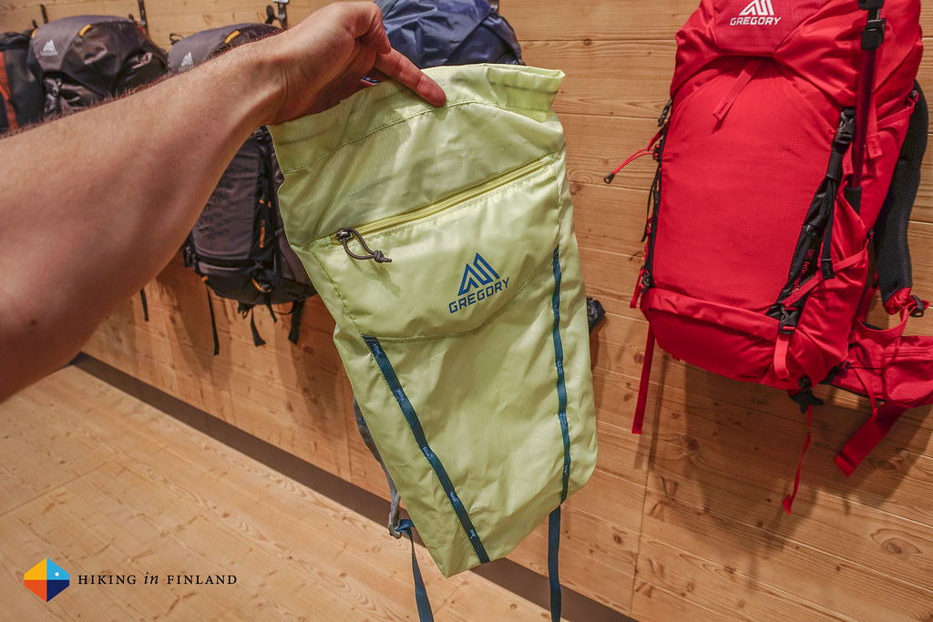 Summit pack in the Gregory Paragon