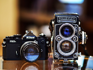 Analog Beauties | by Daniel Y. Go
