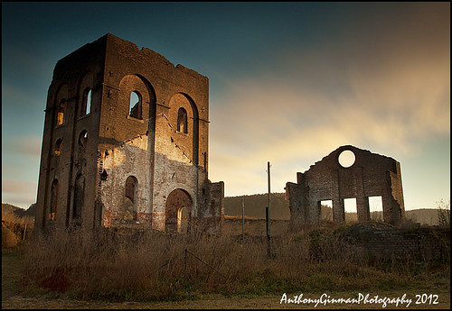 Blast Furnace | by AnthonyGinmanPhotography